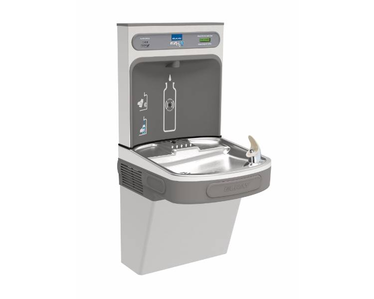 Elkay LZS8WSS2K - Drinking fountain packages