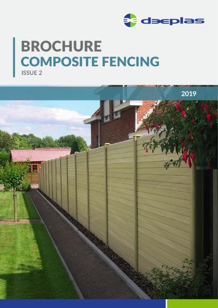 Deeplas Composite Fencing Trade Guide