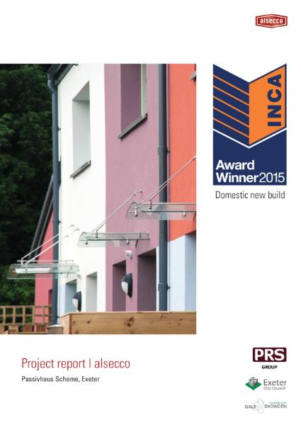 alsecco Passivhaus Project Report - Exeter