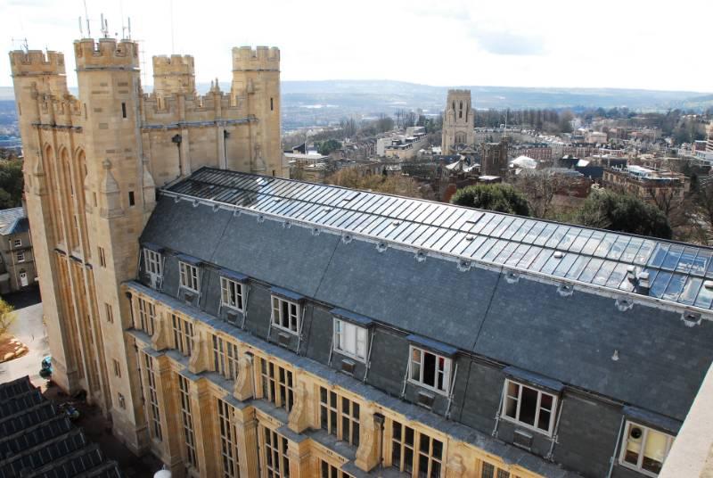 University of Bristol – The HH Wills Physics Laboratory, Avon, Riverstone, Random