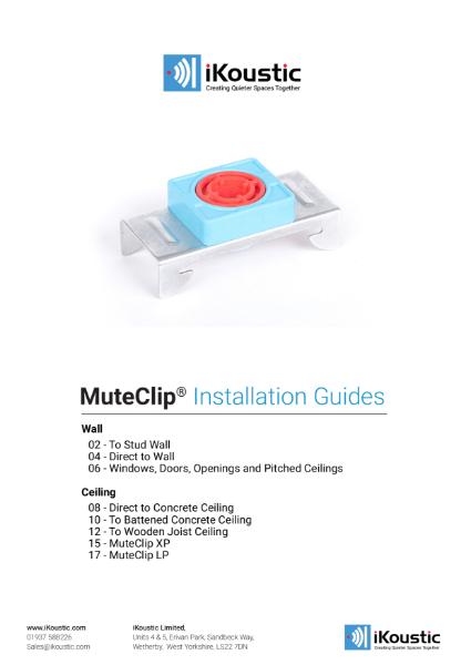 MuteClip Installation Guide