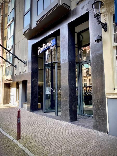 Hotel Radisson Blue, Amsterdam