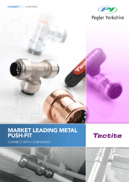 Tectite Market Leading Metal Push-Fit