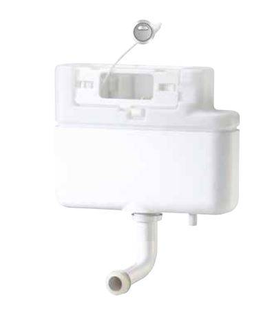 WC Concealed Cistern Intra Cable Bottom Inlet