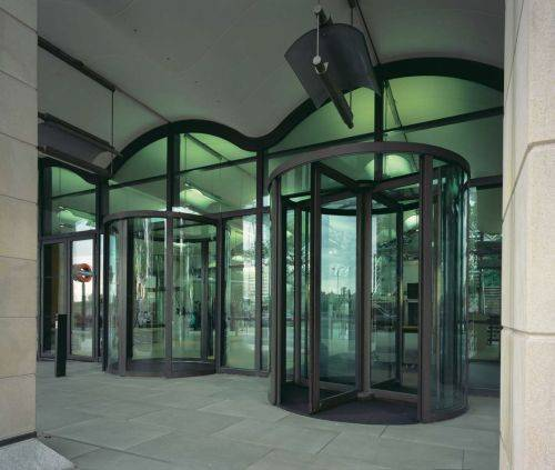 K41 Four Wing Revolving Door