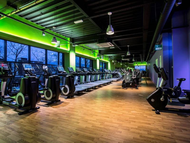 Polyflor flooring is put through its paces at Simply Gym