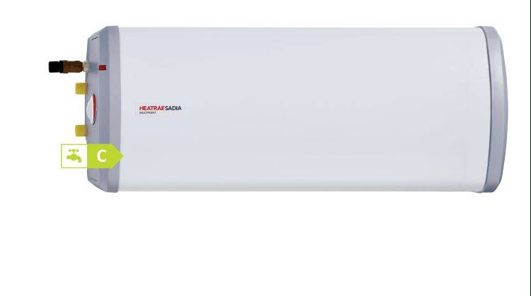 Multipoint H - Storage water heaters