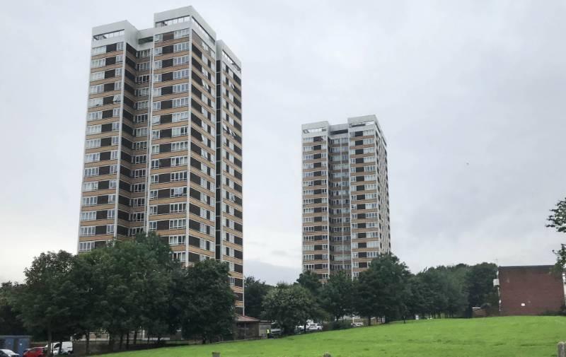 Natural smoke ventilation across 17 Newcastle City Centre tower blocks