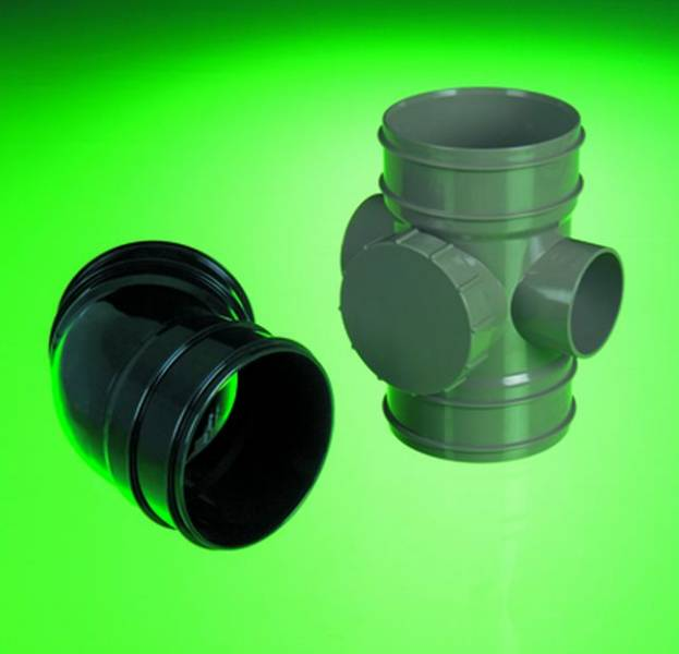 110 mm Solvent Soil System
