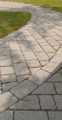 Mistral Priora Permeable Block Paving