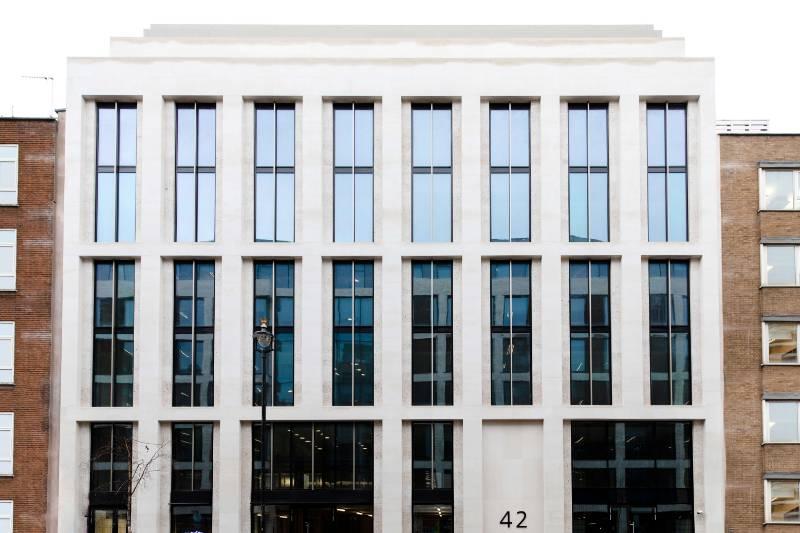 42 Berners Street, London