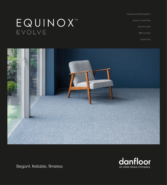 Healthcare Carpet Collection - Equinox Evolve