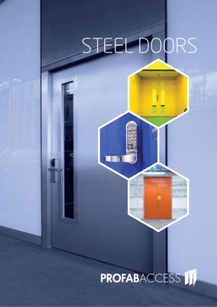 Profab Access Steel Door Brochure