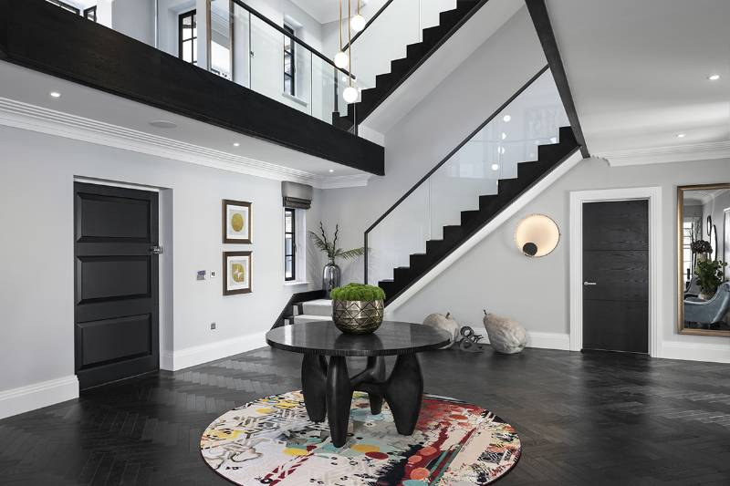 Buckinghamshire, Private Residence