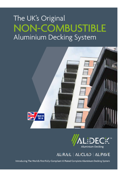 Alideck - Aluminium Decking Brochure