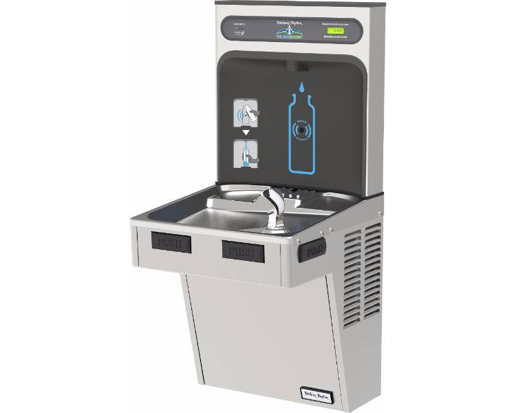 Halsey Taylor HTHB-HAC8SS-WF - Drinking fountain packages