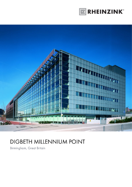 Digbeth Millennium Point