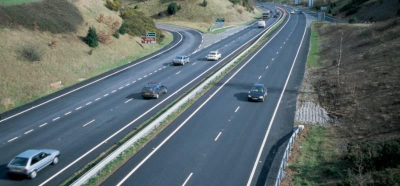 A720 Edinburgh City Bypass