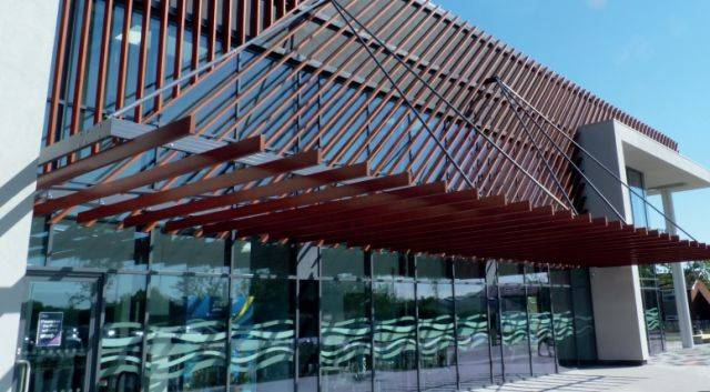 Medera™ Timber Solar Shading