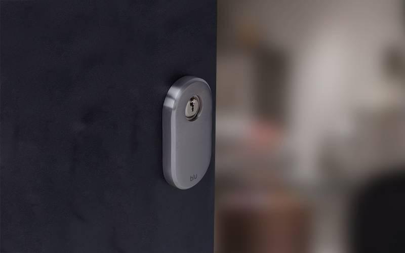 BLU™ - SE40 Security Escutcheon/ Cylinder Pull Sets