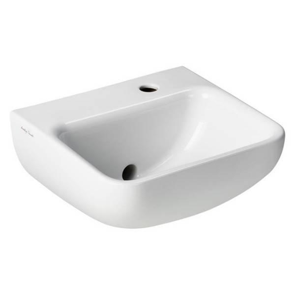 HBN 00-10 HTM64 (LB G S) Contour 21+ 40cm Back Outlet Washbasin