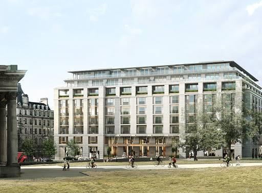 1-5 Grosvenor Place - The Peninsula Hotel