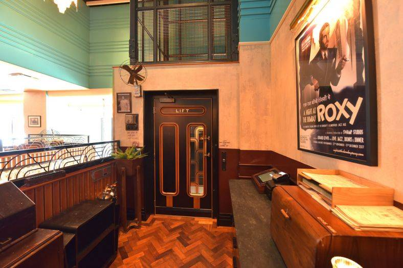 Stannah Platform Lift Spices Up Access to Old Bombay Ambience