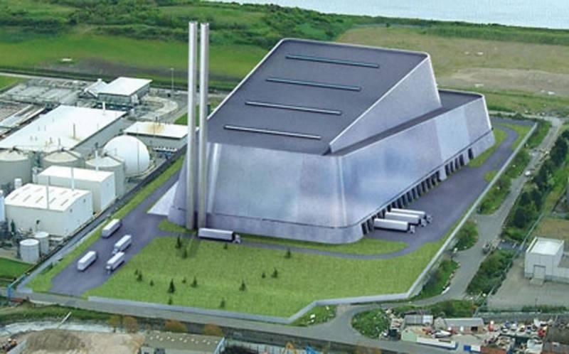 Dublin Waste Facility - Dublin