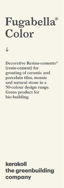 Fugabella Color Tiling Grout Colour Folder