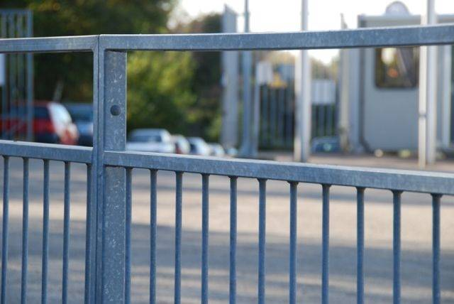 Pedestrian Guard Railings