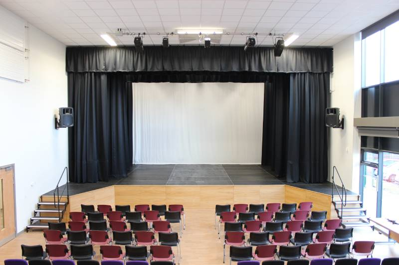Baysgarth School Staging