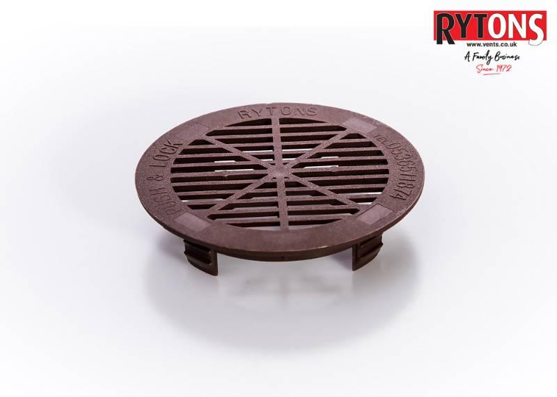 PL235 - Rytons Push & Lock® Ventilator