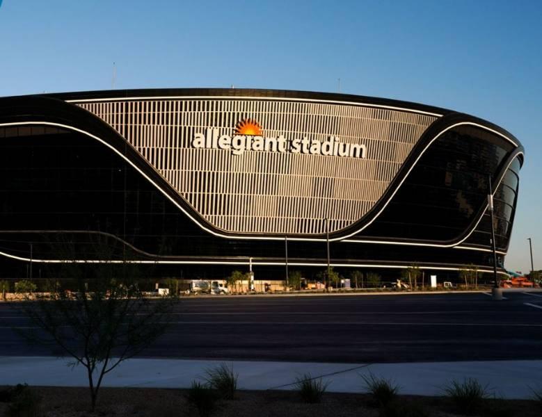 Allegiant Stadium, Las Vegas, USA