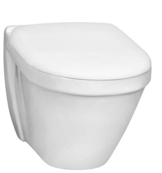 VitrA S50 Wall-hung WC, Short Projection, 5320