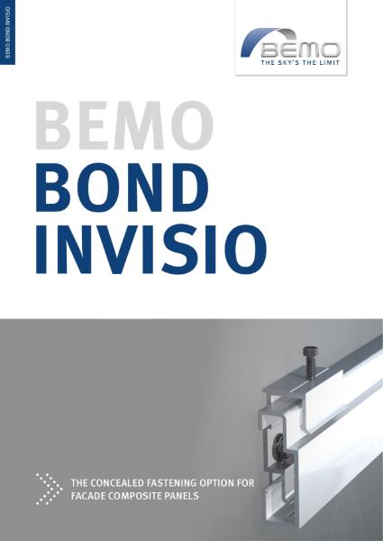 BEMO-BOND-INVISIO Facade System