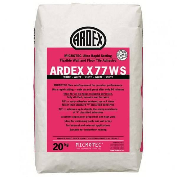 ARDEX X 77 W S