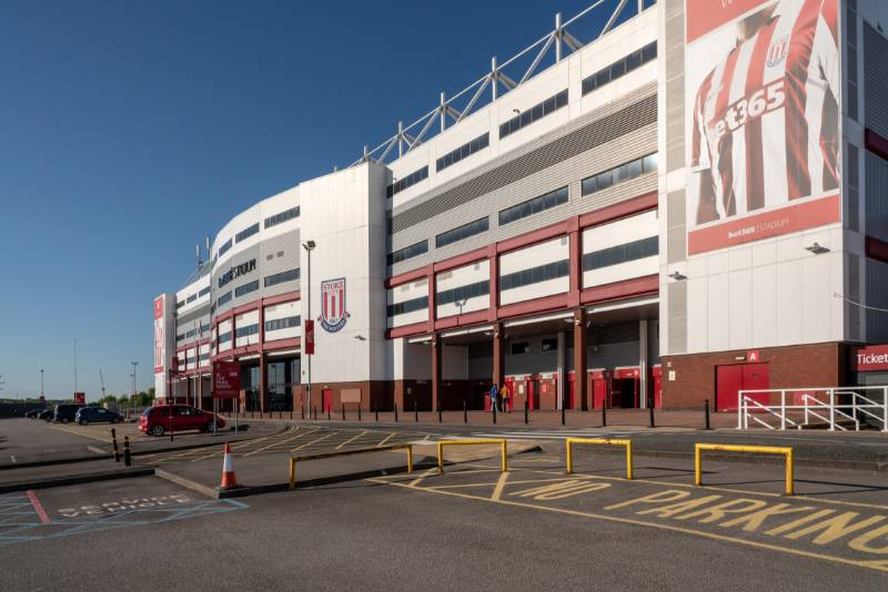 Planet Range Package Pumping Station Supplied to Stoke City FC