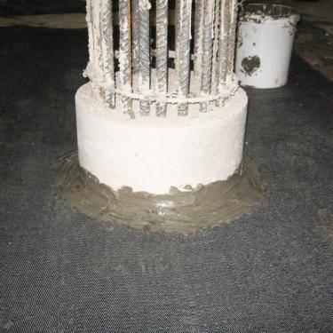 Visqueen Pile Cap Sealer