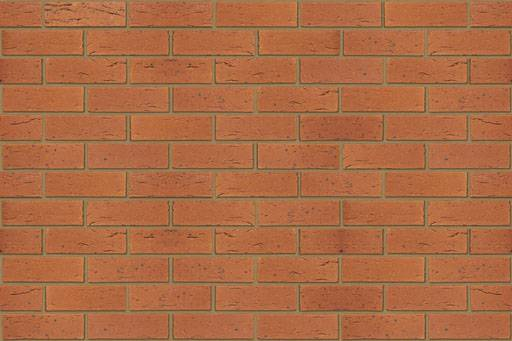 Surrey County Red - Clay bricks
