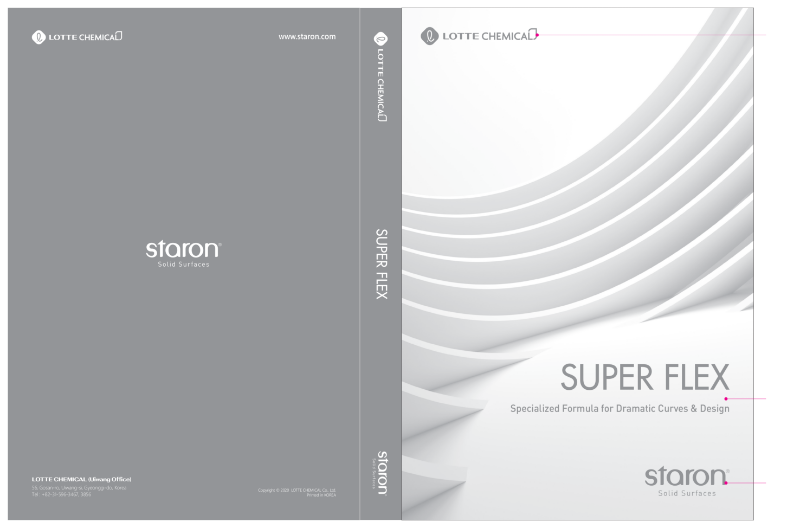 Staron Infinity Product Guide