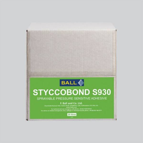 Styccobond S930 Vinyl adhesive