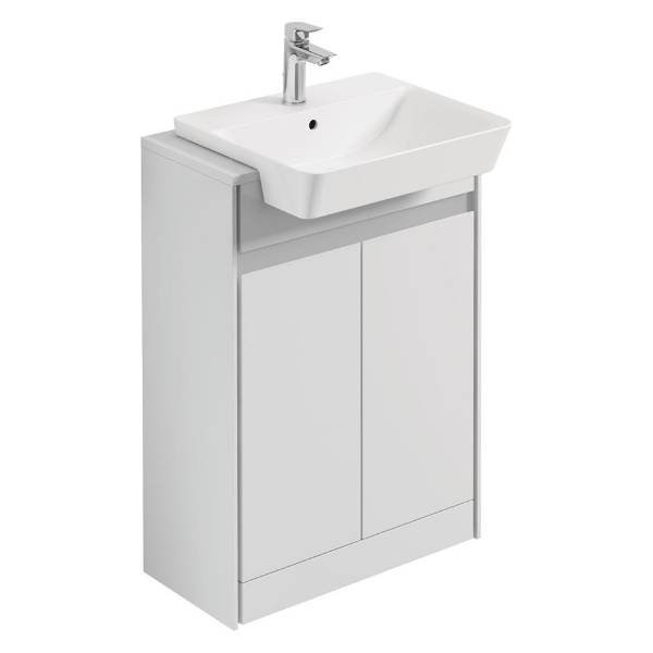 Concept Air 60 cm Semi Countertop Washbasin Unit