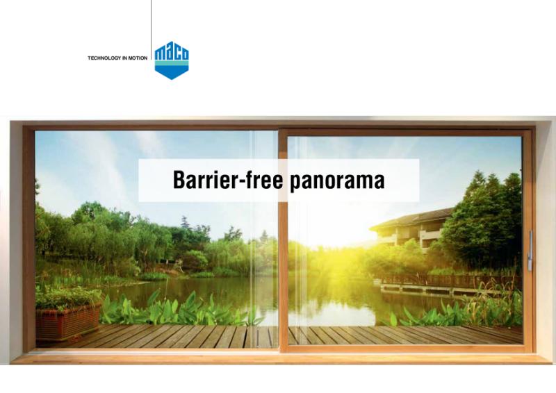 Lift & Slide Panorama