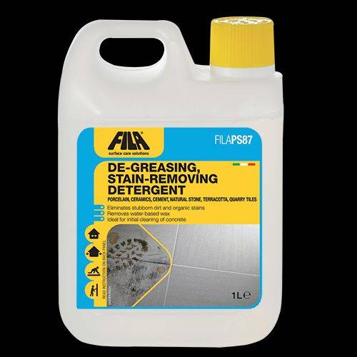 FILA PS87 – Degreasing Stain Removing Detergent