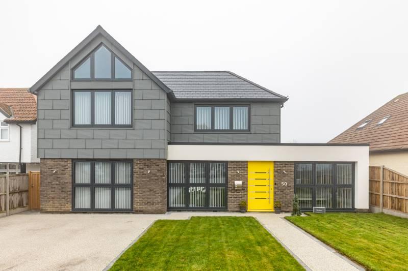 Coastal home, Kent