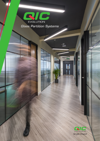 QIC Evolution Glass Partition Systems