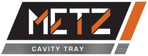METZ Non-combustible Cavity Trays