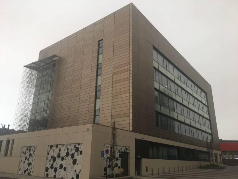 Bioscience building - Nottingham