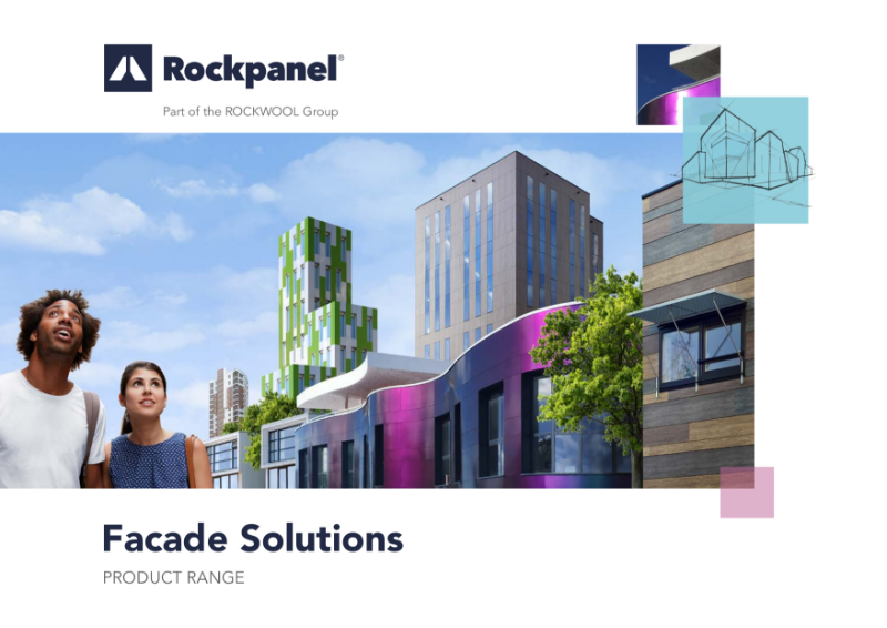 Rockpanel External Cladding Product Range
