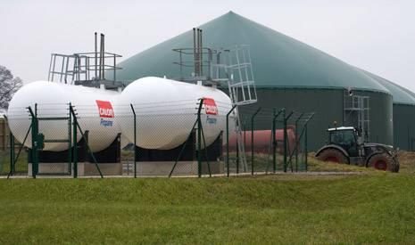 Bio methane